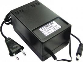 Alimentatore analogico AC/DC professionale stabilizzato 9v 2A mod: SA609SI