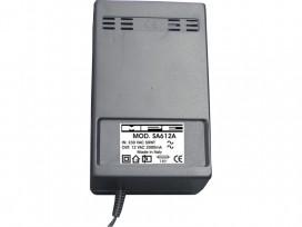Alimentatore analogico AC/AC professionale 12V 2000mA mod: SA612A