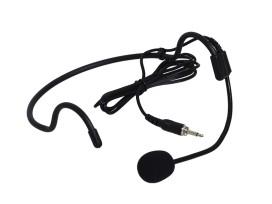 Archetto professionale per radiomicrofono ideale per Sport Fitness Spinning con jack 3,5mm mod: HD10S