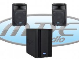 Impianto audio composto da 2 LEVEL-612 + 1 GOS-600 + 2 M530-5 metri mod: KIT-M3