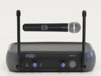 Radiomicrofono wireless palmare gelato con effetto ECHO incorporato mod: WM100ECHO