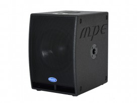 Sub-woofer amplificato professionale 1600 watt musicali mod: GOS-15A