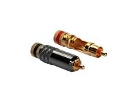 MPE AUDIO HS75 Hi-End 2 Cavi - (Coppia) Cavo Hi-Fi Audio Stereo RCA di segnale puro rame OFC