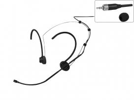 Microfono ad archetto professionale per radiomicrofoni connettore stereo compatibile Sennheiser mod: HD12BS