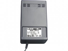 Alimentatore analogico AC/DC professionale 12v 3A mod: SA612
