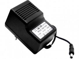 Alimentatore analogico AC/DC professionale stabilizzato 9v 500mA mod: SA109S