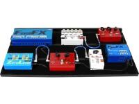 Alimentatore pedali effetto professionale stabilizzato analogico 9 12 18 v mod: FEEDFX