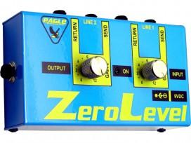 Buffer preamplificato per pedali effetto mod: ZERO LEVEL