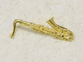 Spilla musicale sassofono mod: MCLIPS11