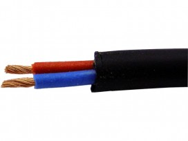 Cavo professionale di potenza mpe a due conduttori mod: XA152