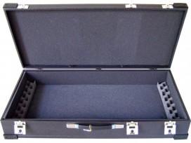 Custodia in legno per tutti i tipi tastiera mod. WBK100 - misure da comunicare al momento dell' ordine MAX L. 120cm -