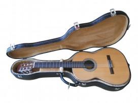 Custodia in legno per tutti i tipi di chitarra classica mod. WBG50