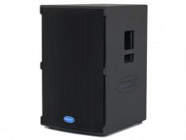 "Cassa attiva bi amplificata professionale made in italy 1400 watt woofer 15"" 133 db spl max mod. GO-15A"