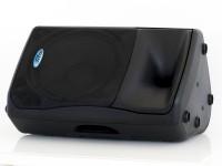"Coppia casse attive bi amplificate professionali made in italy 2800 watt woofer 12"" 131db spl max mod. Set base Level 612"